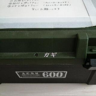自作宅配ボックス お取り引き中 − 愛知県