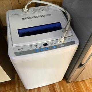 洗濯機 清掃済動作確認済 現地引取り【大垣新町】の画像