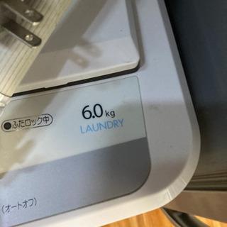 洗濯機 清掃済動作確認済 現地引取り【大垣新町】 - 家電