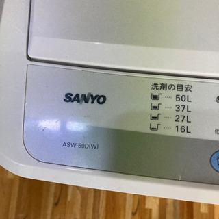 洗濯機 清掃済動作確認済 現地引取り【大垣新町】 − 岐阜県