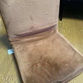 座椅子 アイリスオーヤマ - 家具