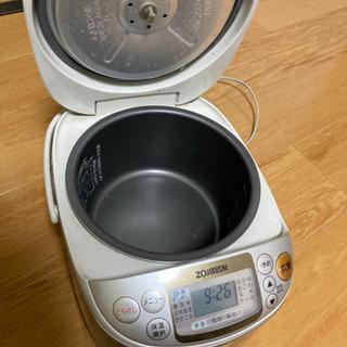 炊飯器 0円 - 所沢市