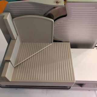 【業務用】レマコム電動スライサー (ホームスライサー) RSL-S19 幅364×奥行253×高さ293(mm) - 浦添市