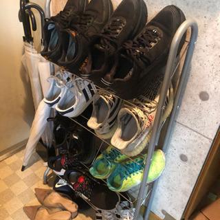 斜め掛け靴箱