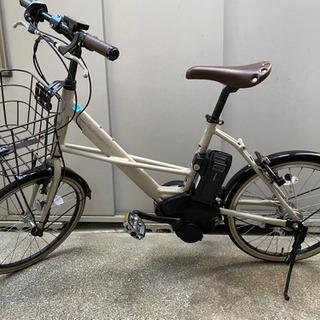 広島市と東広島可能 ブリジストン 電動自転車 12.3Ah リア...