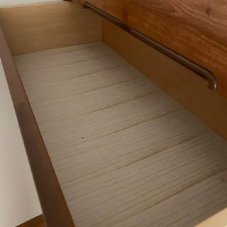 木製タンス - 家具