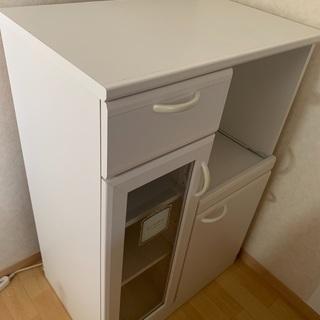 ニトリ◯食器棚(ホワイト)