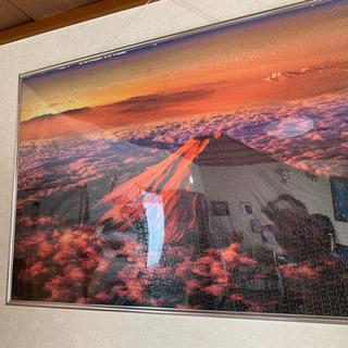 3000ピースのジグソーパズル、絵画ガラス入りの画像