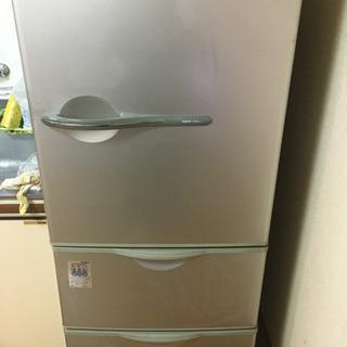 冷蔵庫差し上げます!今月中の引き取り可能な方!