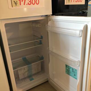 ハイアール 130L 冷蔵庫2019年製 - 家電