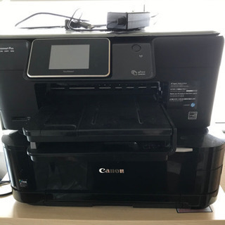 CanonピクサスMG6130  hpプリンター 2台 - 売ります・あげます