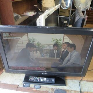 SONY32型テレビ 2010年製 KDL-32J5