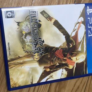 PS4 ファイナルファンタジー零式