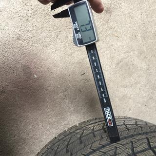 ブリザックVRX バリ山 155/65R14 - 車のパーツ