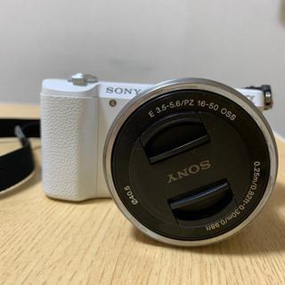 SONY α5100 ミラーレス一眼レフカメラ