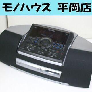 ケンウッド MD/3CD/ラジオ ランページ MDX-A7 動作...