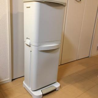 【価格応談】ペダル式ゴミ箱(美品)