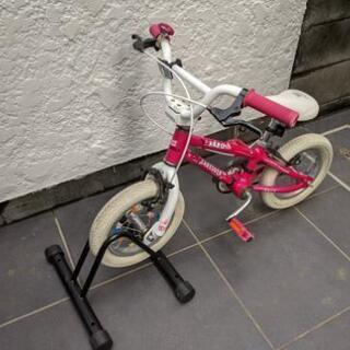 【キッズ自転車】HARO BIKES 12インチ