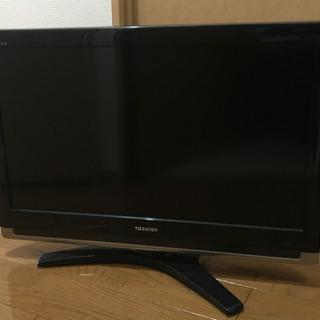 TOSHIBA REGZA 32型&ニトリのテレビ台