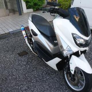【ネット決済】YAMAHA N-MAX125 カスタム