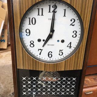 ●ご相談中●【ジャンク】セイコウボーンボーン掛け時計