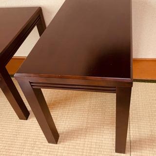 【値下げ】高級サイドテーブル