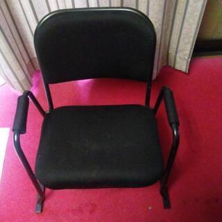 座椅子 パイプタイプ 中古品