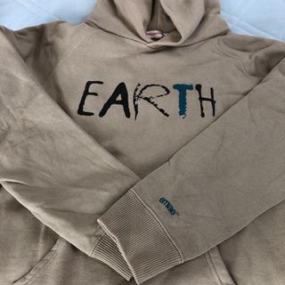【ネット決済】パーカー earthmusic & ecology