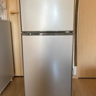 【中古】ハイアール 2015年製 109L 冷蔵庫