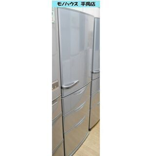 冷蔵庫 355L 2014年製 4ドア アクア AQR-361C...