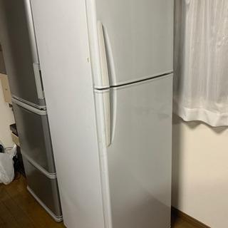 日立冷蔵庫2ドア