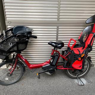 ヤマハ  子供乗せ電動自転車 pas kiss mini