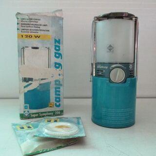 【スーパーシンフォニー】カートリッジ式 ガスランプ/照明器…