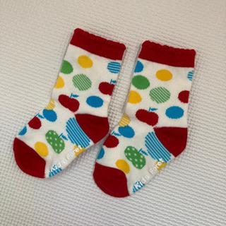 サイズ11~12サイズ♡洗濯のみの未使用♡靴下