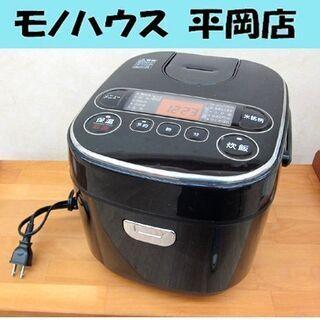アイリスオーヤマ 2018年製 炊飯器 5.5合炊き RC-MA...