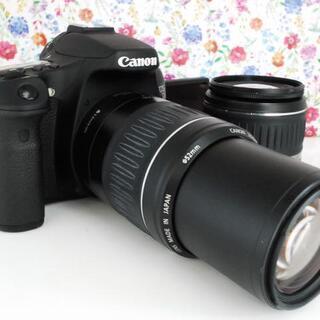 ★全国発送対応★大人気機種!!Canon 70D ダブルレンズセット