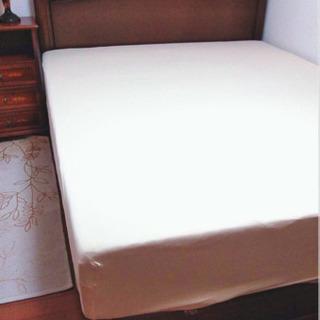 【一旦募集停止】フランスベッド製クイーンサイズベッドフレーム&東...