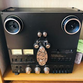 🉐値下げしました 入手困難 オープンリールテープデッキの名器 technics1500 - 旭川市