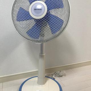 【取引中】扇風機(10月末まで)
