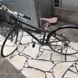 GIANT SUITTO クロスバイク 9速化済