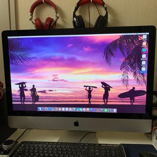 急募特価!iMac 27 inch Logic Pro X 入り