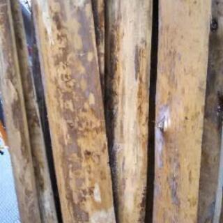 【値下げ】庭木雪囲用 木材 ソッペ板