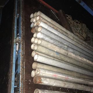 単管パイプ中古3m/50本セット