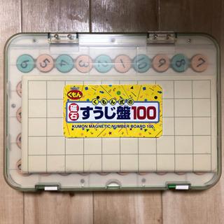 くもんの磁石数字盤100 - さいたま市