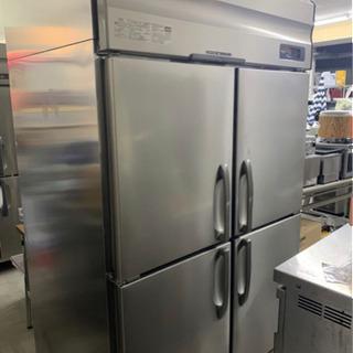 ホシザキ業務用冷蔵庫 4ドア 2019