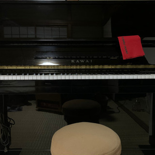 KAWAI カワイ アップライトピアノ