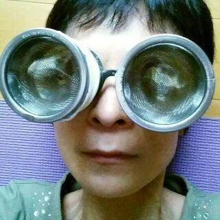 【ニシオギサンポー】倍音浴ヨーガと温灸メガネ − 東京都