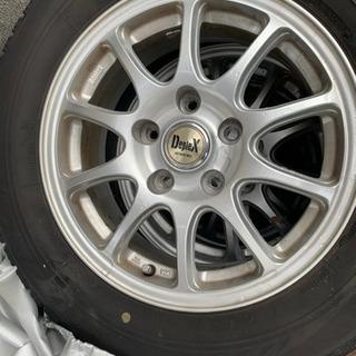 195/65R15  スタッドレスタイヤ アルミセット(4本)
