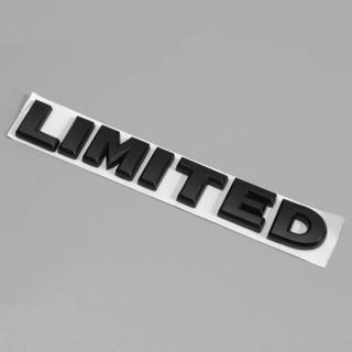 【ネット決済・配送可】3D メタルエンブレム  LIMITED ...