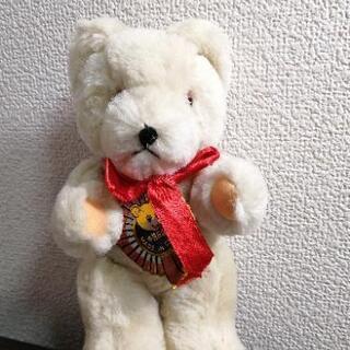 【ネット決済】クマのぬいぐるみ